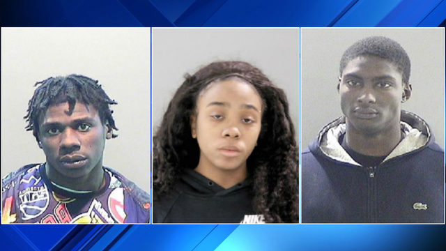 2 men, woman charged after shots fired at ATF agents on Detroit's east side