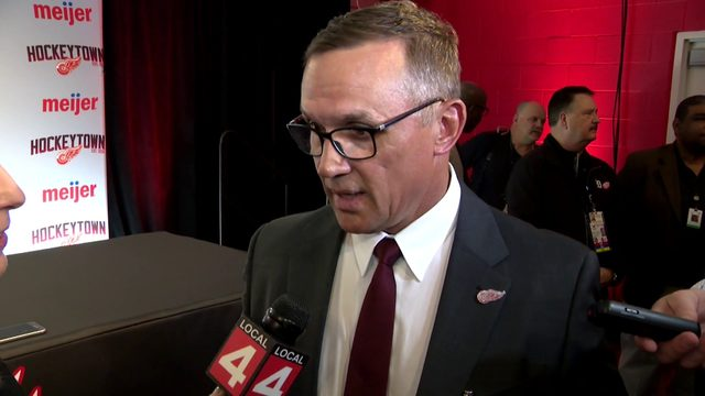 Believe it: Steve Yzerman is Red Wings GM