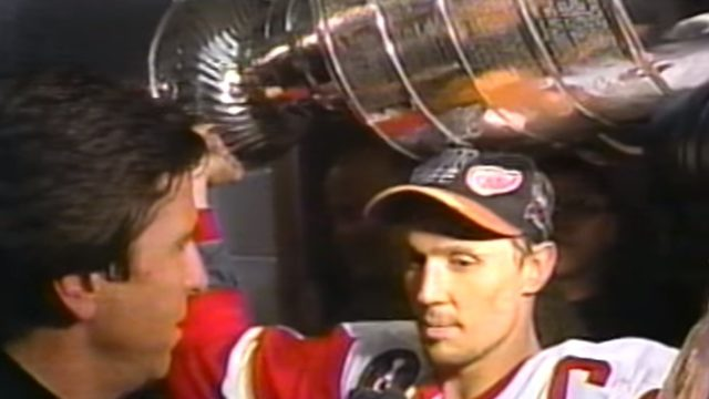 Watch: Local 4's tribute to Red Wings legend Steve Yzerman after 2002&hellip&#x3b;