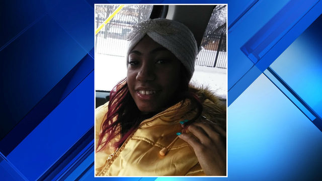16-year-old girl missing from Detroit's west side