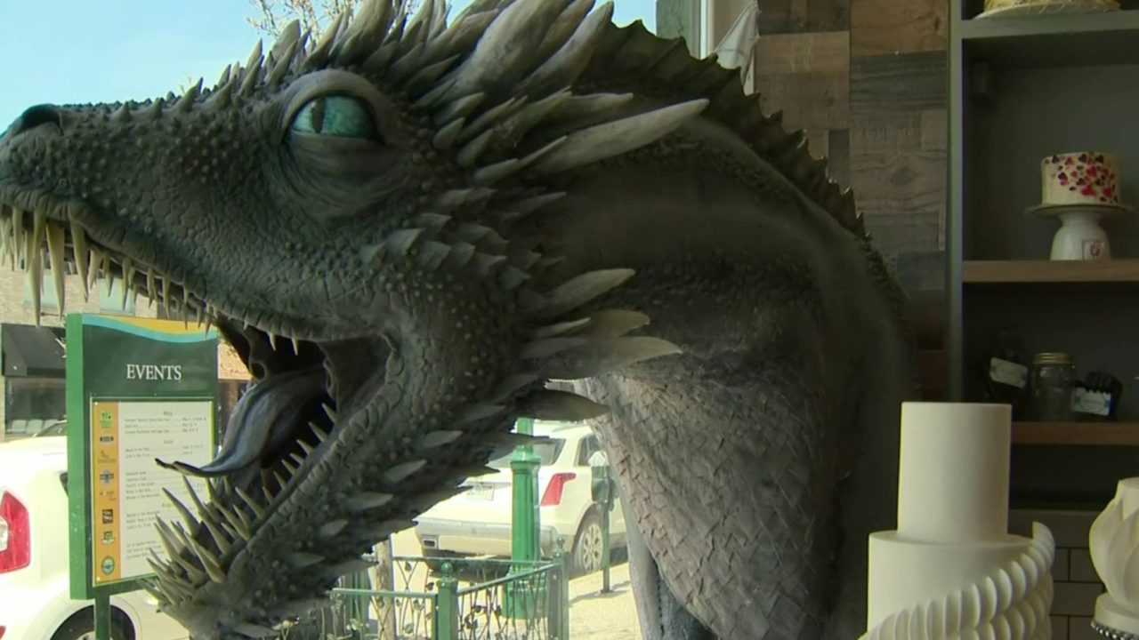 Metro Detroit bakery crafts masterpiece cakes inspired by 'Game of Thrones'