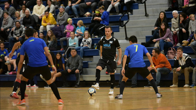 Ann Arbor Mudpuppies to hold futsal semifinal match at Arbor Prep Saturday