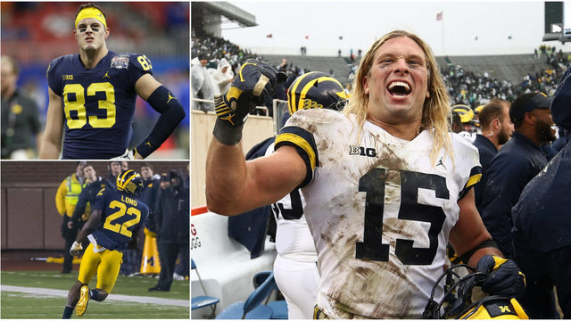 5 Michigan football players the Detroit Lions could select in the 2019 NFL draft