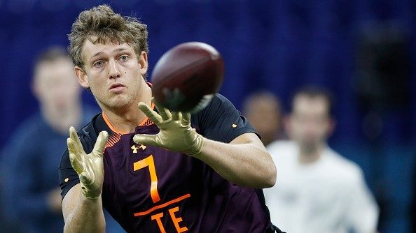 NFL Mock Draft: Why T.J. Hockenson is the right pick for Lions at No. 8