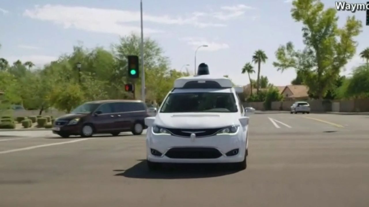 Google spinoff company, Waymo, to install self-driving vehicle technology in Detroit