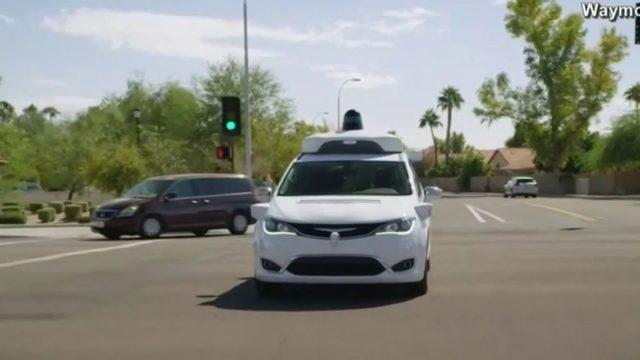 Google spinoff company, Waymo, to install self-driving vehicle&hellip&#x3b;