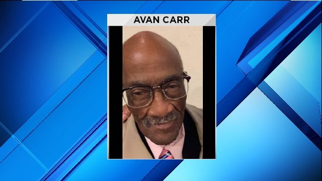 Search for missing 88-year-old Detroit man
