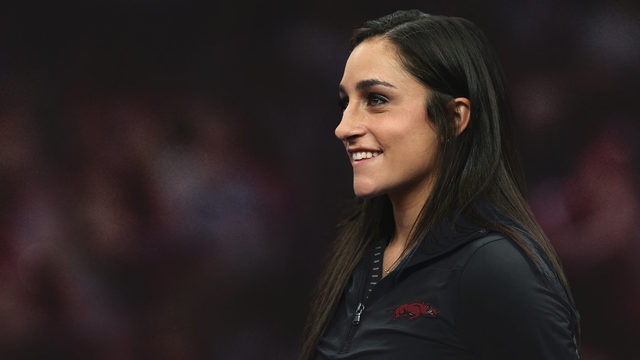 Michigan native Jordyn Wieber named head gymnastics coach for Arkansas…