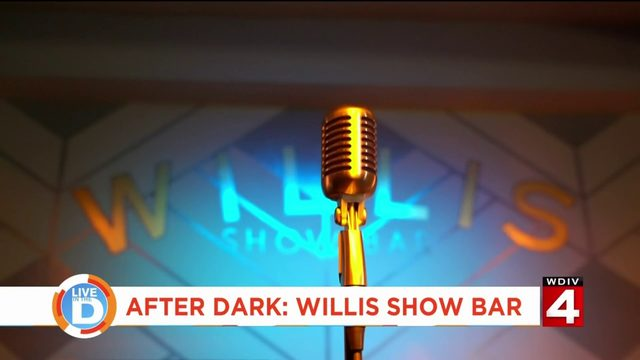 Check out the fun you can have in Detroit after dark at Willis Show Bar