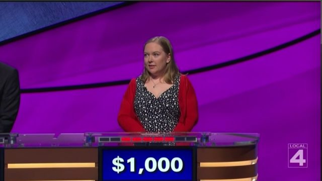 Ann Arbor woman among contestants to fall to 'Jeopardy!' reigning champ&hellip&#x3b;
