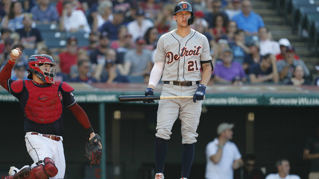 Detroit Tigers need JaCoby Jones to show some offensive improvement