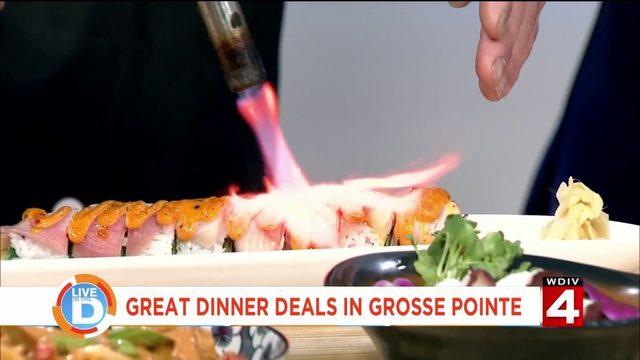 Get a dinner deal in Grosse Pointe during Restaurant Week