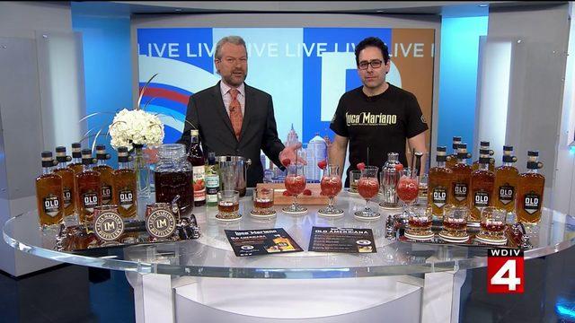 Raise glass to toast this new Michigan bourbon
