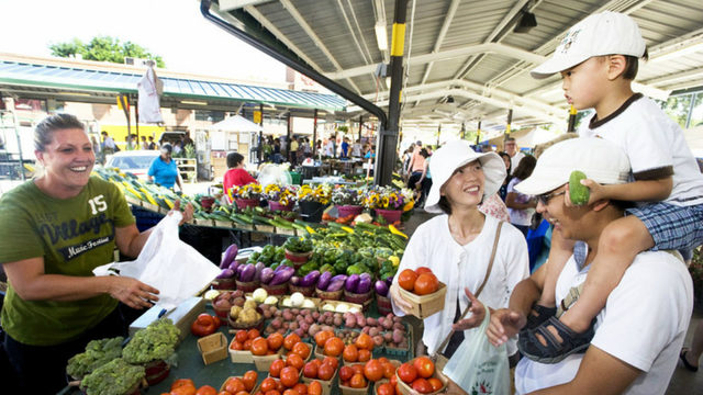 Your 2019 guide to Washtenaw County farmers markets