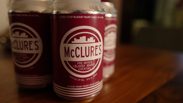 Michigan made: Pigeon Hill Brewing teams up with McClure's Pickles for&hellip&#x3b;
