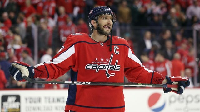 Hurricanes stun defending champion Capitals in 2nd overtime in Game 7