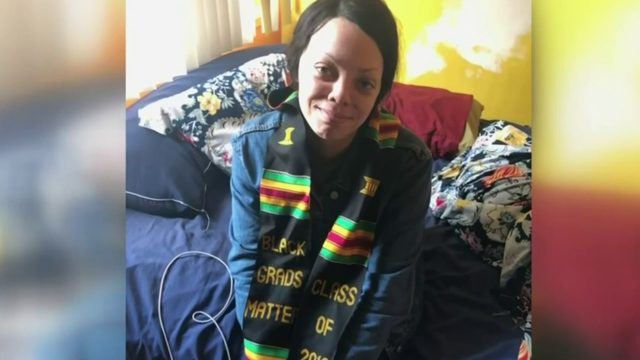 Eastern Michigan University student loses cap and gown in devastating&hellip&#x3b;