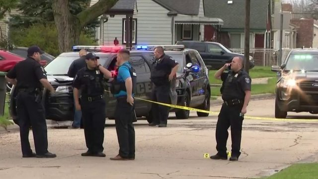 Man shot multiple times in Taylor, police seek suspect