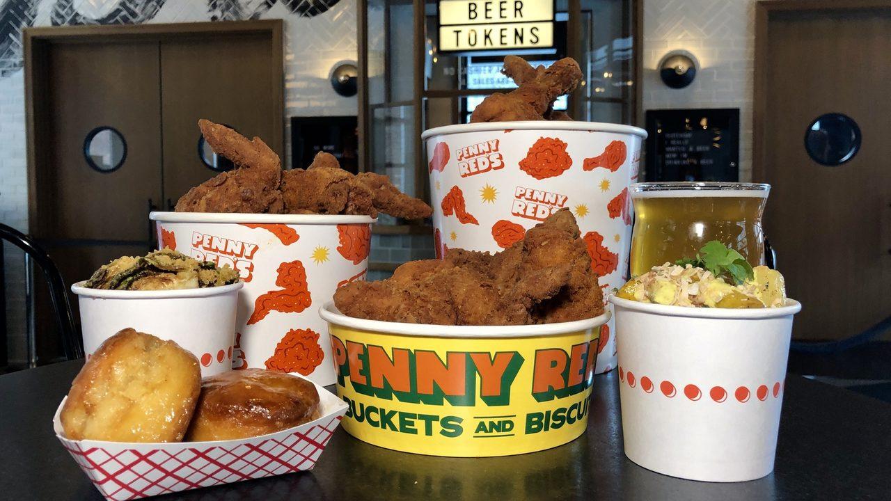 New fried chicken restaurant opens inside Detroit's Shinola Hotel