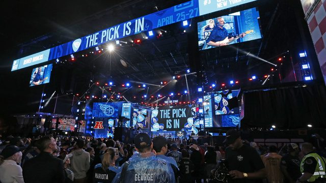 Jamie Edmonds: Lions draft is over -- are they better?