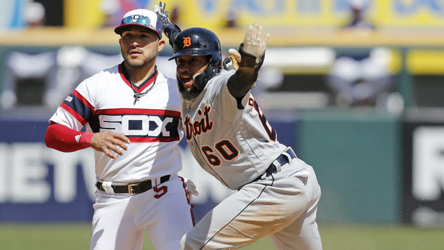 Tigers tie record for most strikeouts, lose 4-1 to White Sox
