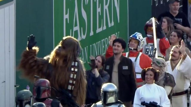 Star Wars Night returns to Comerica Park