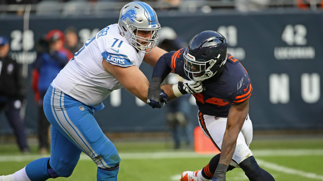 Predicting the full Detroit Lions starting offense after the