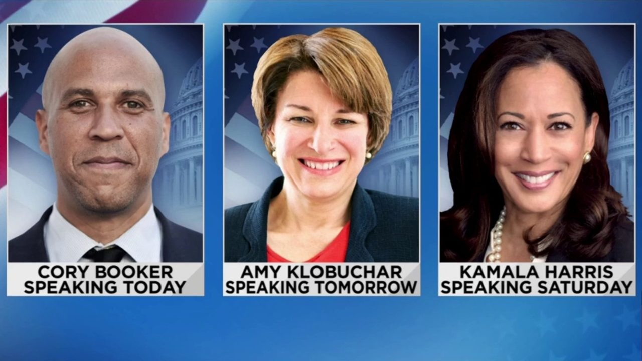 2020 Election: Democratic presidential candidates visit Michigan