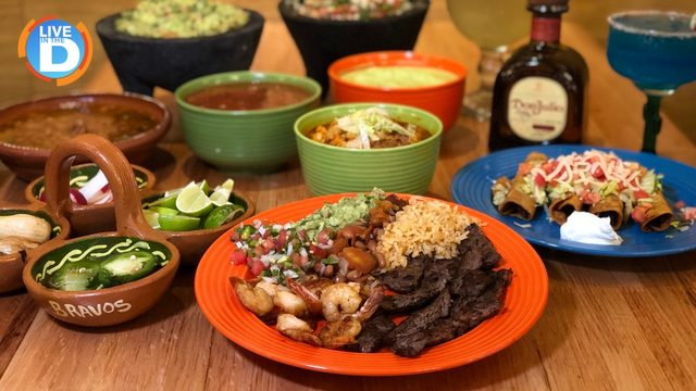 Dine in the D Giveaway - Taqueria El Nacimiento Rules