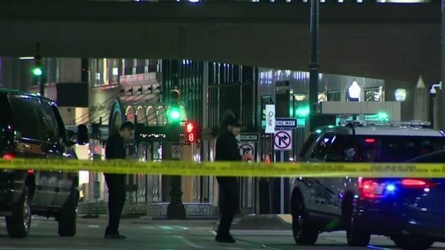 Four people shot during two-hour span in Downtown Detroit, police say