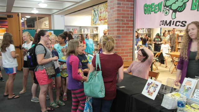 Tenth annual Ann Arbor Comic Arts Festival to take place June 14, 15, 16