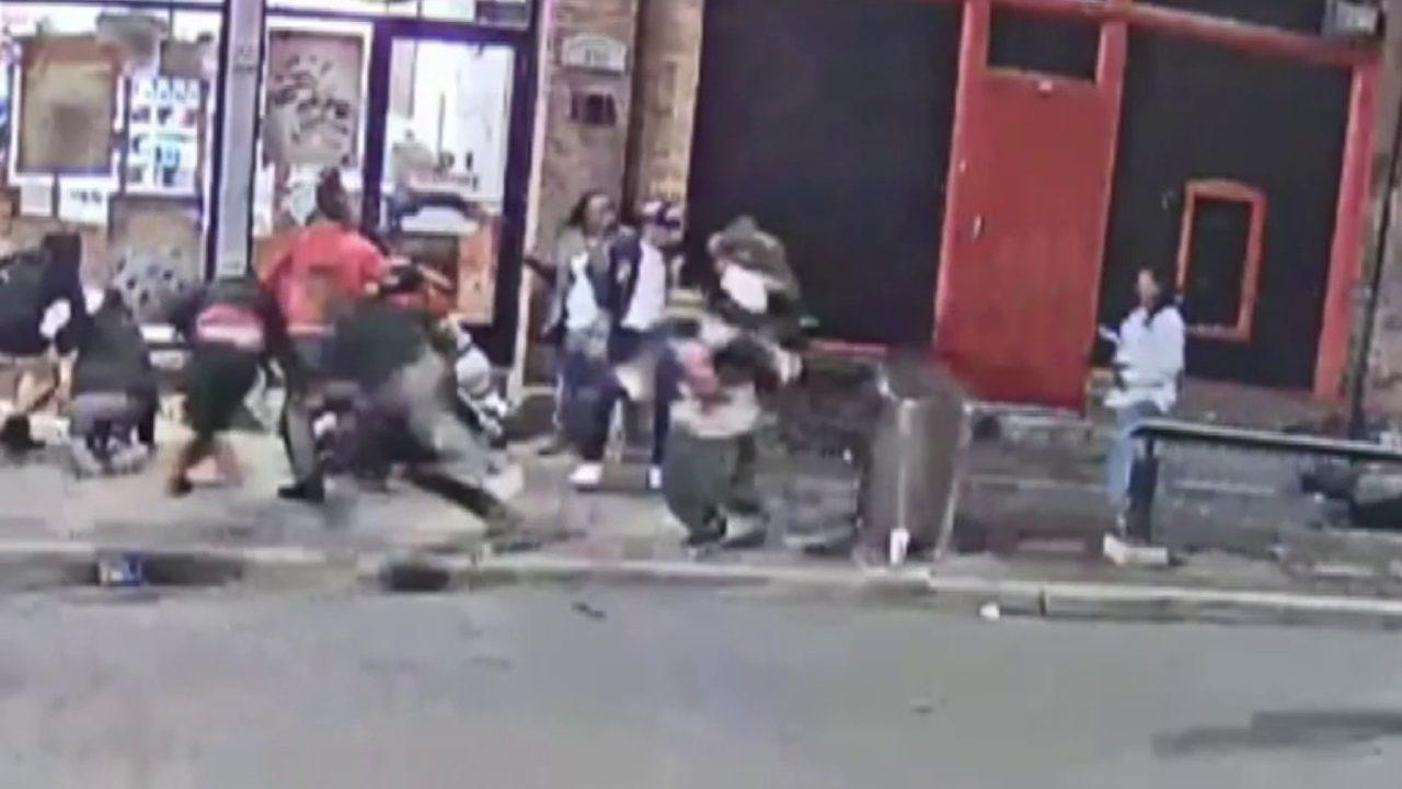 Downtown Detroit Shootings: Greektown Suspect In Custody