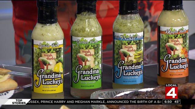 Tasty Tuesday: Grandma Luckey's Dressing and Marinade