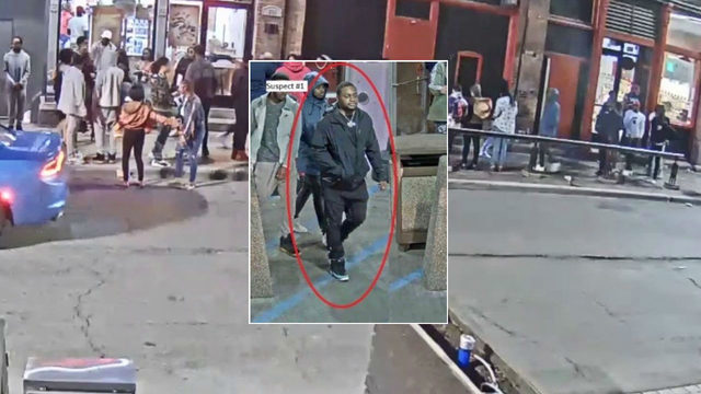 Downtown Detroit shootings: Greektown suspect in custody, 2nd suspect…