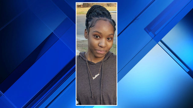 Detroit police search for 16-year-old girl missing since Sunday