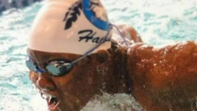 Deaf swimmer in Detroit trains to take on the world
