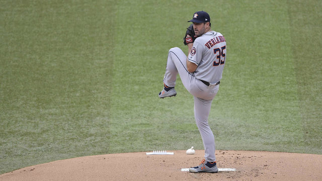 Justin Verlander accuses MLB of 'juicing baseballs' for more offense