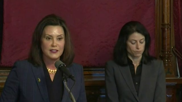 Whitmer to veto Michigan car insurance bill: 'I'm done playing games'