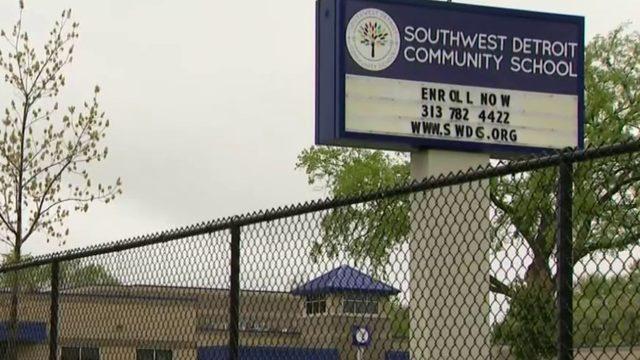 Electronics stolen from Southwest Detroit Community School during burglary