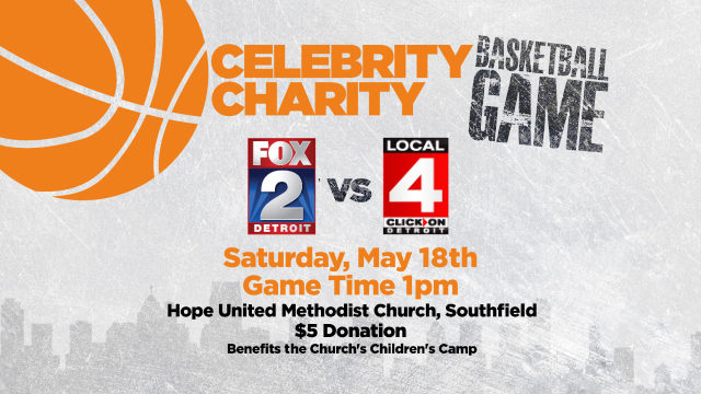 Charity basketball game between Local 4, Fox 2 set for this weekend in…