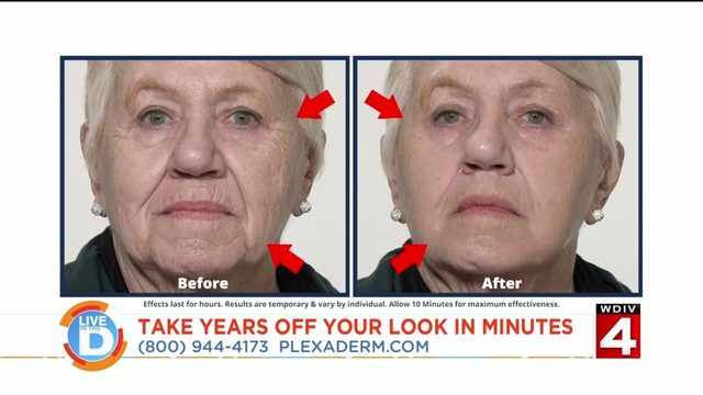 Take years off your look in minutes with this!