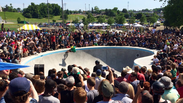 Celebrate all things skateboarding in Ann Arbor at Light Up the Park on June 23