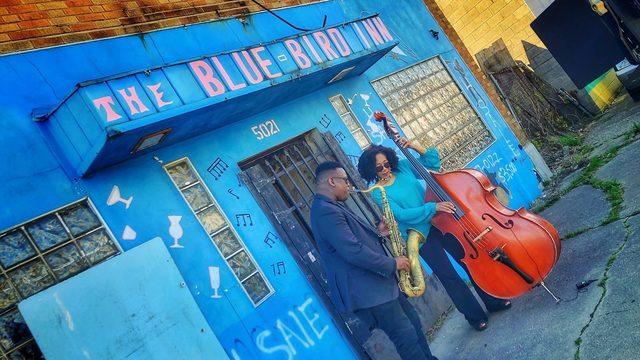 Detroit Sound Conservancy works to restore iconic jazz club Blue Bird Inn