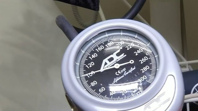 How to lower blood pressure without medicine
