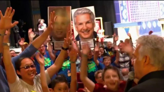 Double Dare host Marc Summers brings the show to Detroit
