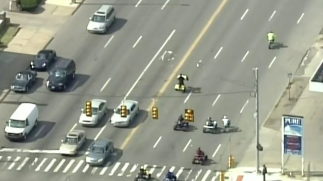 Detroit police issue warning after group of ATVs, minibikes zoom through&hellip&#x3b;