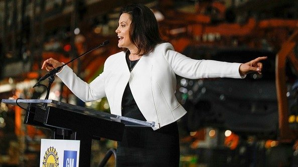WATCH LIVE: Michigan Gov. Whitmer delivers address at 2019 Mackinac…