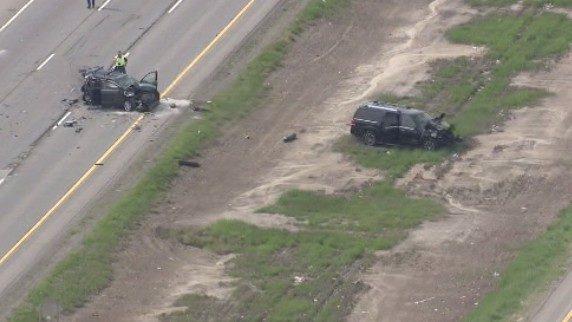 Canton Township man killed in three-car crash on I-275