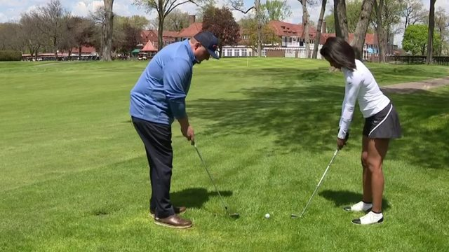 Golf tip: How to get out of the thick rough