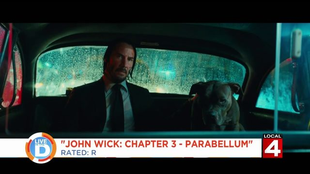 'Reel Talk': 'John Wick 3 'and ' A Dog's Journey' hit screens this weekend